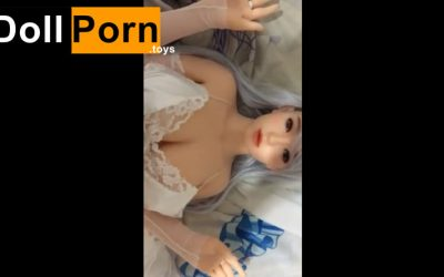 I Enjoy Sex with my Sinodoll 155cm Linyin!